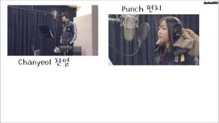 [繁中韓字] 찬열 , 펀치 (CHANYEOL 燦烈 of EXO , PUNCH) - Stay With Me (도깨비 OST Part 1 孤單又燦爛的神怪OST)