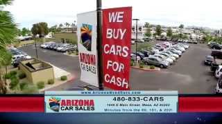 Get Cash For Your Car in 5 Minutes or Less- Paid for or not in Mesa Arizona!