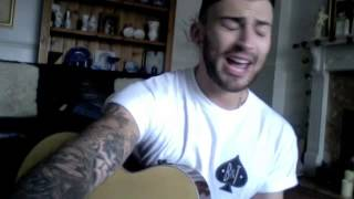 "A Great Big World "" Say Something "" Jake Quickenden cover"