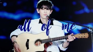 Chanyeol - All Of Me Legendado PT | BR