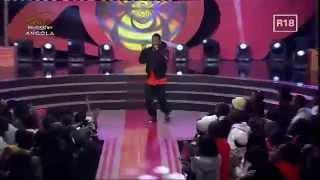Dji Tafinha Brag (ao vivo) Joanesburgo
