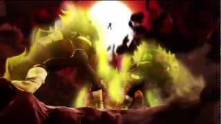 Dragon Ball Z Raging Blast 2 Intro MP4