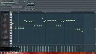 Basshunter - Every Morning FL Studio.wmv