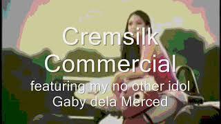 Team jayjaymons Creamsilk Gaby Commercial 2006