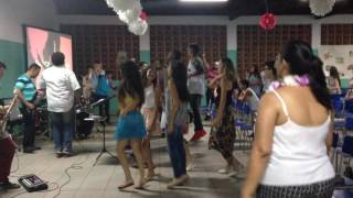 Dançar na Chuva.- Fernandinho By Jedutum Louvor & Adoração