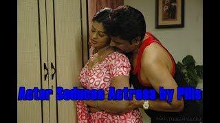 Tamil Hot Scene of Beautiful Actress width=