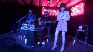 Carly Rae Jepsen - Your Type (Acoustic) at HMV Live 363 Oxford Street London on 18/09/2015