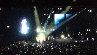 Thunder Jessie J Live @ LG Arena Birmingham 18.10.13