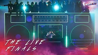 The Lives 3: Sam Perry sings Gangsta's Paradise | The Voice Australia 2018
