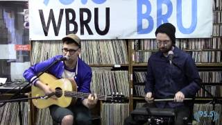 Bleachers - Shadow (live at WBRU)