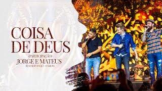 Michel Teló - Coisa de Deus part. Jorge & Mateus | DVD Bem Sertanejo