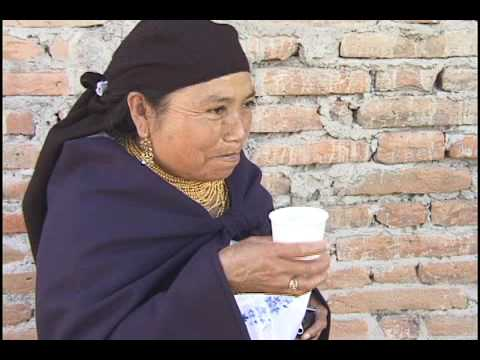 Otavalo, Ecuador:  Goats Milk as a Remedy