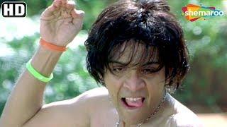 Famous Snake Dance Scene from Golmaal Return [2008] Ajay Devgn - Shreyas Talpade - Tushar Kapoor width=