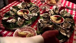 Don and Roger eat Oysters - Mad Men (HD 1080p)