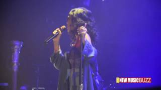 Jhene Aiko 'Living Room Flow' LIVE 30 Days In L:A | AVALON