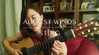 August Winds - Sting cover by Lim Ryu
