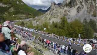 Giro D'Italia 2013 - Tappa del Vajont - Erto e Casso (PN) - 15/05/2013