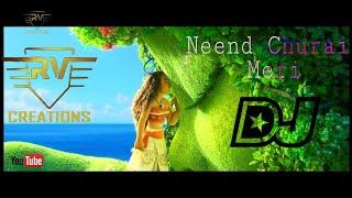 Neend churai meri dj remix  (vishwakarma visual songs edit)