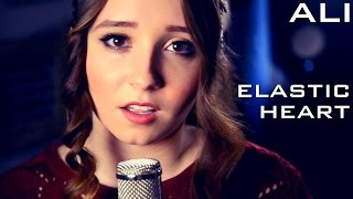 Elastic Heart - Sia | Ali Brustofski Cover (Acoustic Music Video)