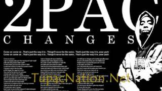 2Pac - Changes (Official Instrumental)