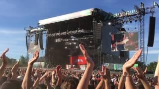 Sum 41 @ Milan, ITA 06/17/17 - Goddamn I'm Dead Again