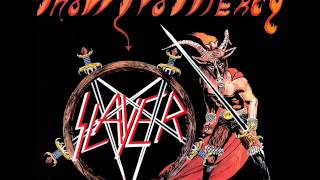 Slayer- The Antichrist (HQ)
