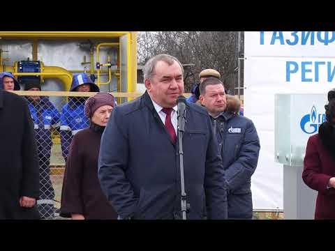 В село Табунщиково пришел долгожданный газ