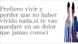 Letra De Andas En Mi Cabeza Chino Y Nacho Ft Daddy Yankee