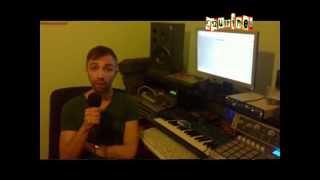 REPORTAJE DJ Rubén Álvarez EN CAZURRINES TV