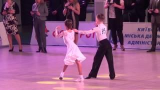 2016 Parad nadiy Juvenile 2 La Final Rumba | Парад надежд
