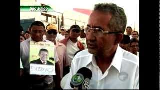 É encontrado carro de ex-vereador de São Julião que está desaparecido
