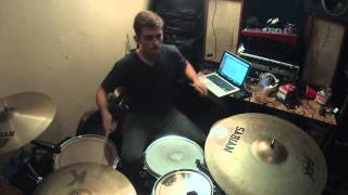 Adam Lambert - Another Lonely Night [Drum Cover]