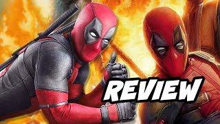 Deadpool 2 Review and Ending Explained width=