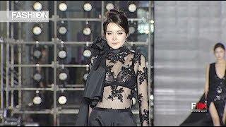 Exclusive -- BATTAGLIA Harbin Fashion Week 2019 China - Fashion Channel