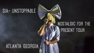 Sia - Unstoppable Live