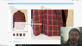 How I Photograph and List Clothing on Ebay | The Easiest and Quickest Way | Complete Process