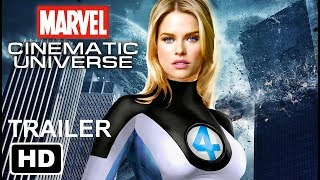 Marvel's INVISIBLE WOMAN Character Trailer HD Concept | Alice Eve