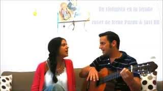 Melendi - Un violinista en tu tejado (cover by Irene Pardo & Javi RR)