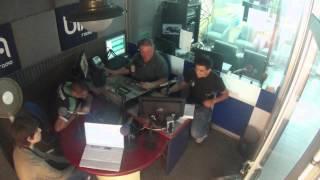 H Muda DJ presentando el nuevo tema de Traffic House feat Alberto Malleiro, Es Amor