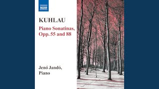 Piano Sonatina in G Major, Op. 55, No. 2: II. Cantabile