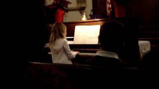 Julia Brennan 2009 Christmas recital