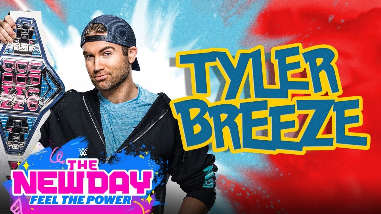 WWE - Tyler Breeze is a Pokémon connoisseur: The New Day: Feel the Power, Nov. 30, 2020