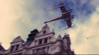 Star Wars: The Force Awakens in London - Trailer