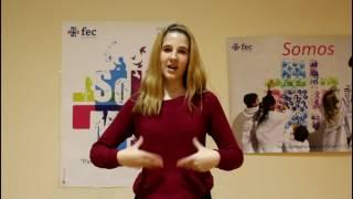 Lengua de signos  - Día FEC