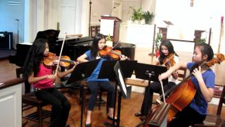 Minuet and trio by Mozart
