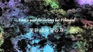 MBLAQ - 천국이니까 (Winter Rain) [Han & Eng]
