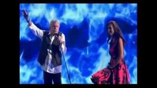 "Dan McCafferty "" Love Hurts "" 2014"