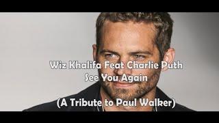 Wiz Khalifa -  See You Again Ft.Charlie Puth (Tradução PT)