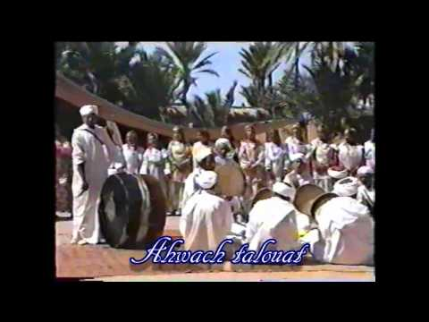 Ahwach Folklore-Marrakesh WCN 2011