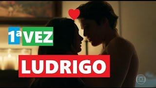 Malhação: Primeira Vez de Luciana e Rodrigo ♥